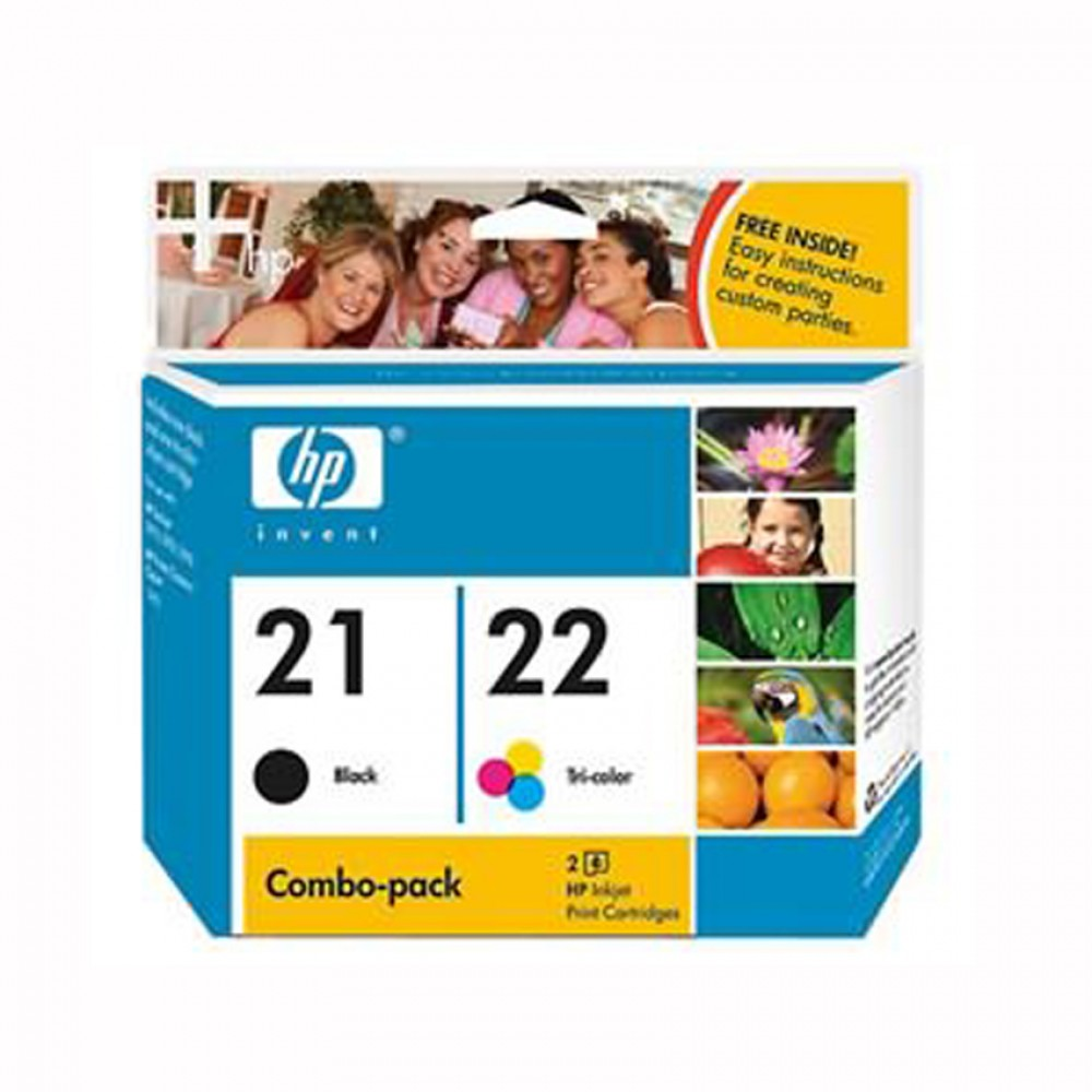 21/22 Combo Pack Ink