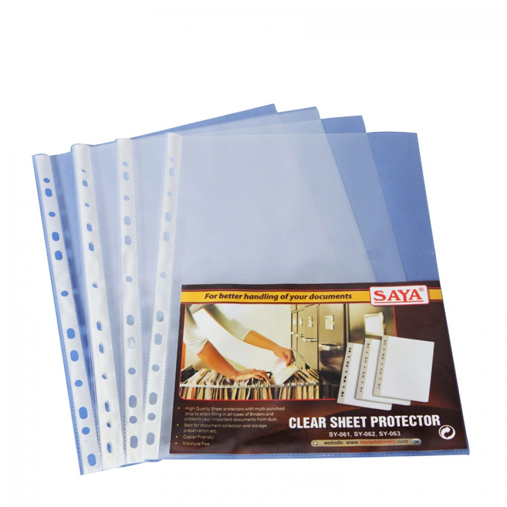 Sheet Protector-Heavy